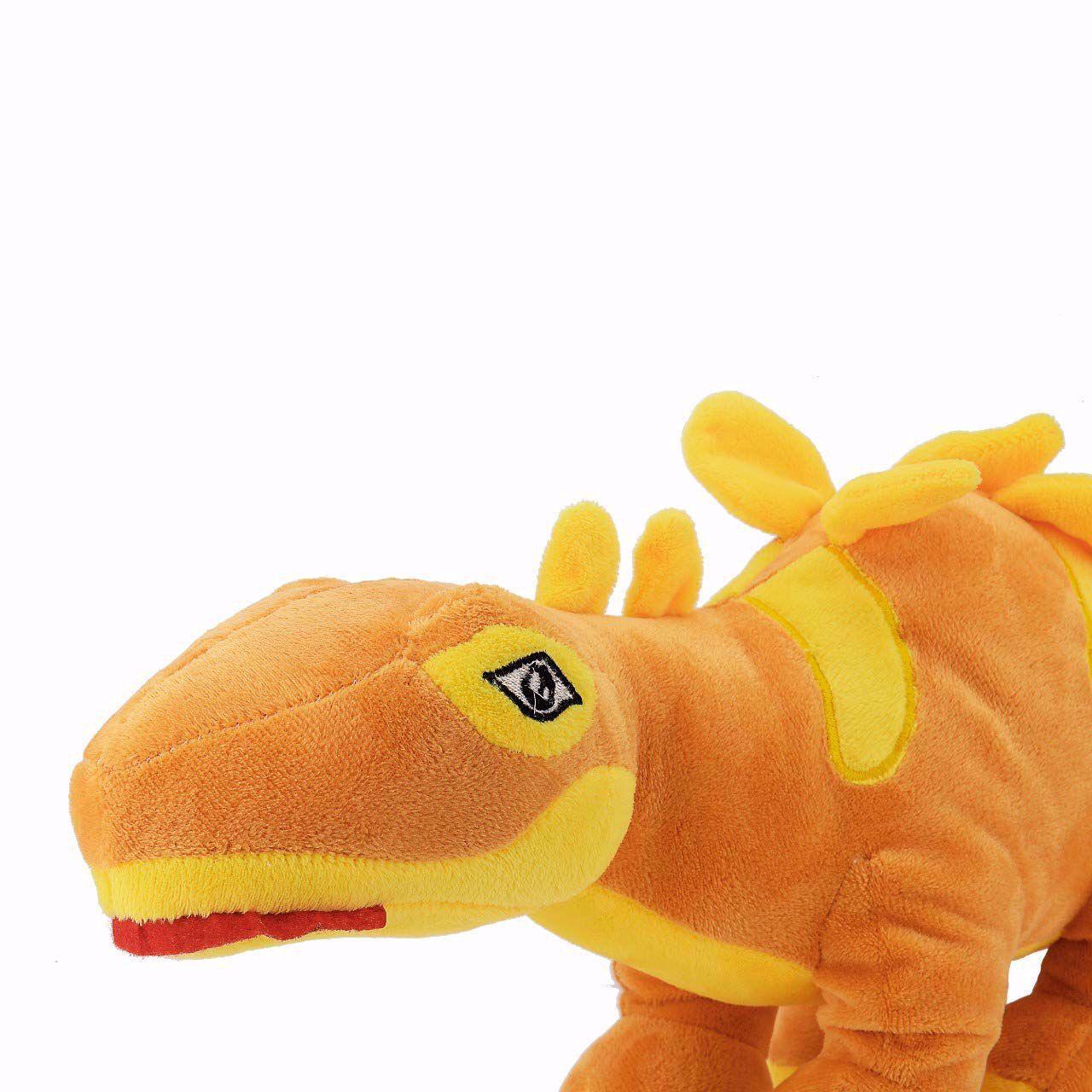 Dinosaur Dragon -Yellow & Brown