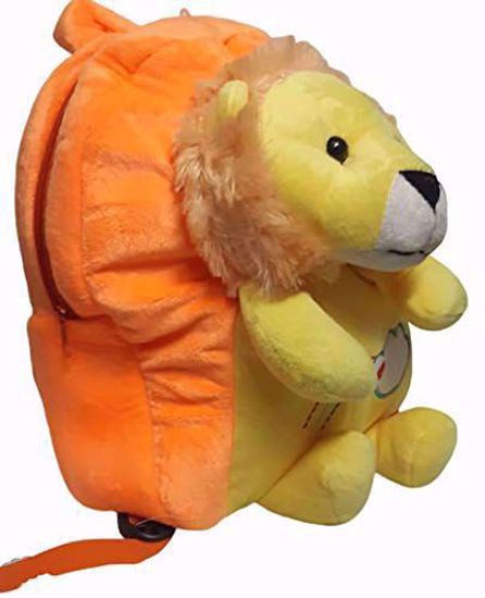 Lion Bag -Orange & Yellow