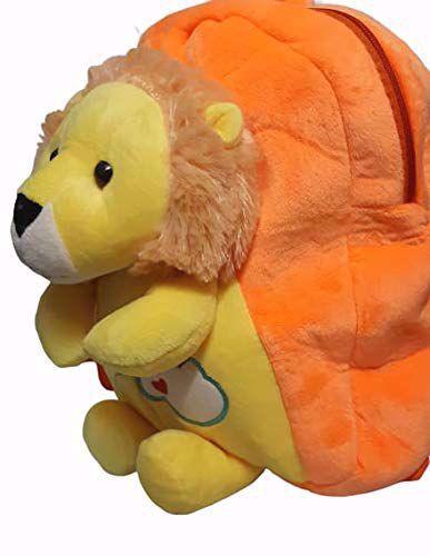 Lion Bag -Orange & Yellow