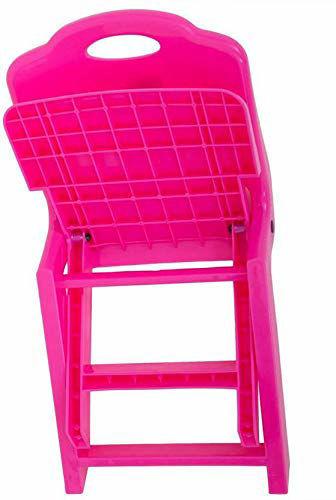 Folding Chair- Pink