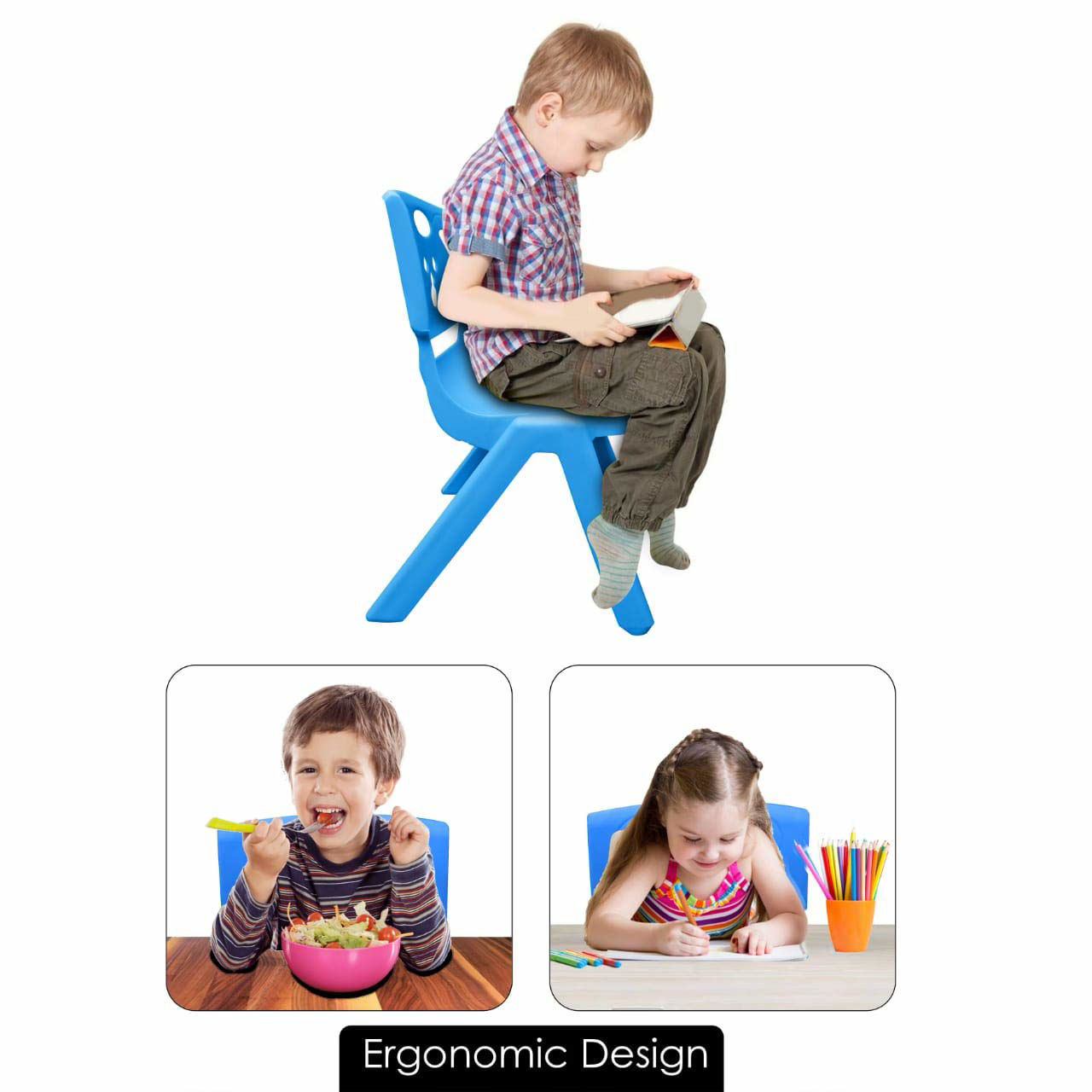 Baby Chair - Blue