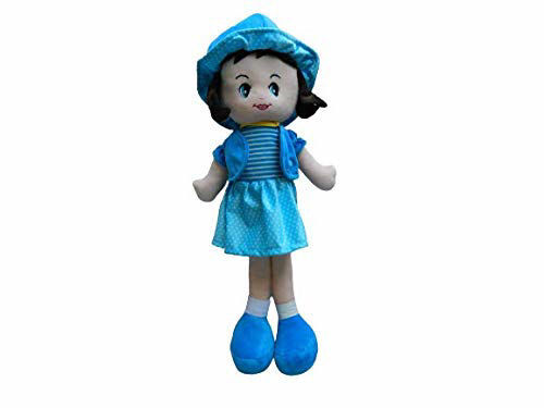 Windy Doll-Blue 60Cm