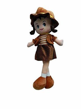Windy Doll-Brown 80Cm