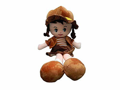 Windy Doll-Brown 80Cm