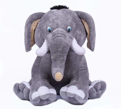 Elephant - Gray 50Cm