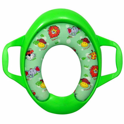 Baby Potty Trainer -Green