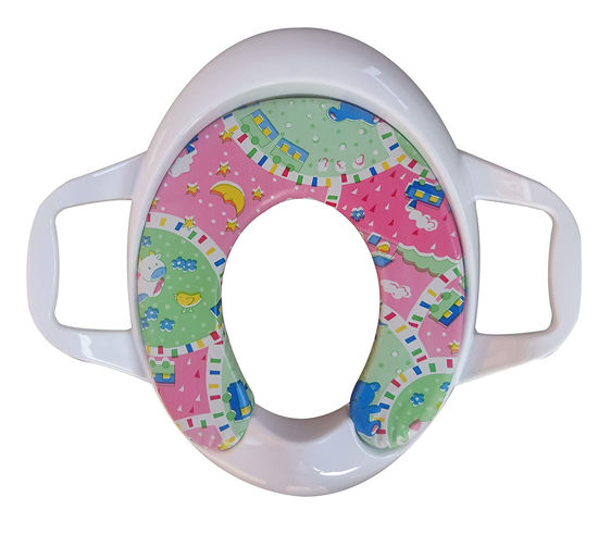 Baby Potty Trainer -White