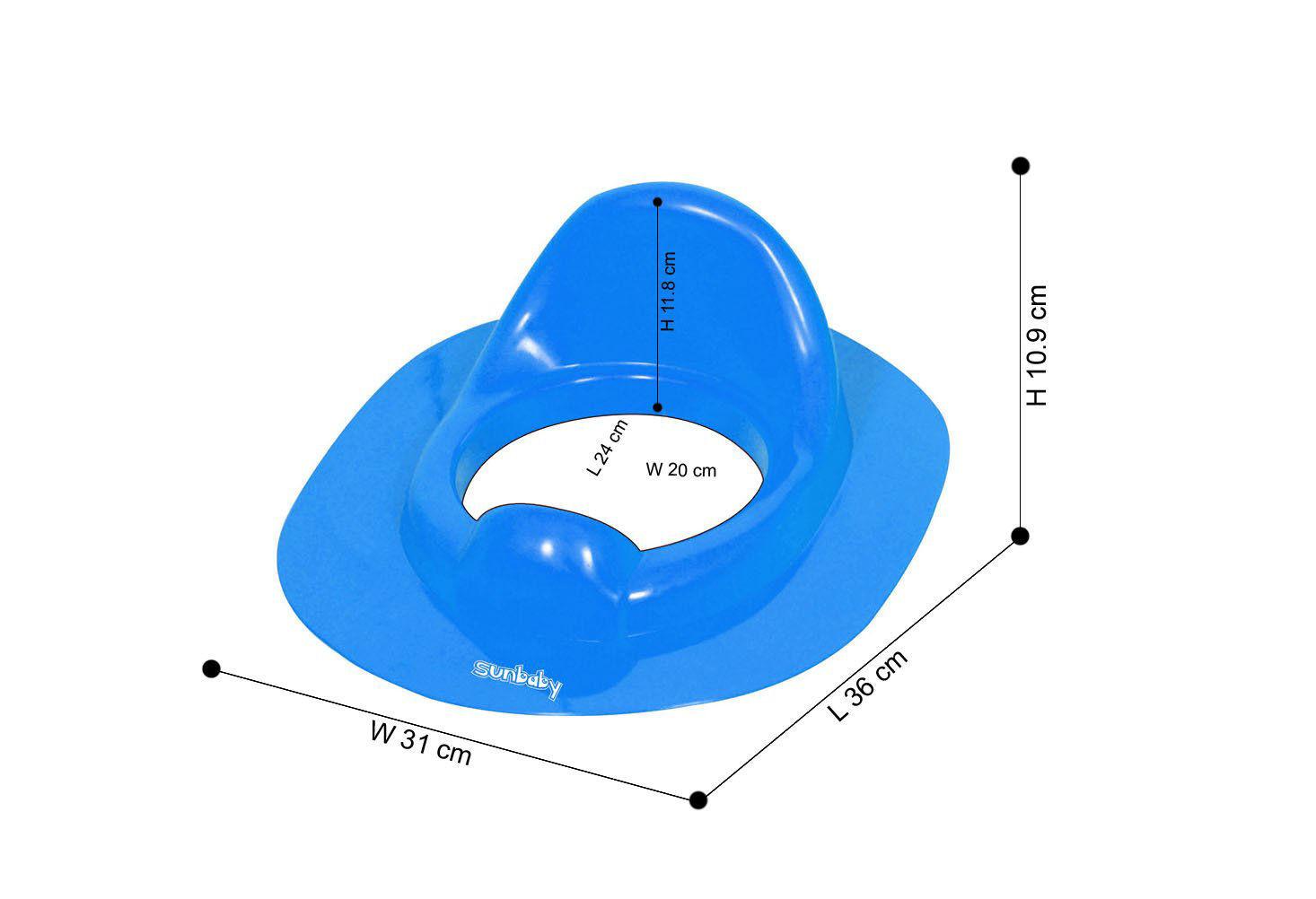 Baby Potty Set Trainer -Blue