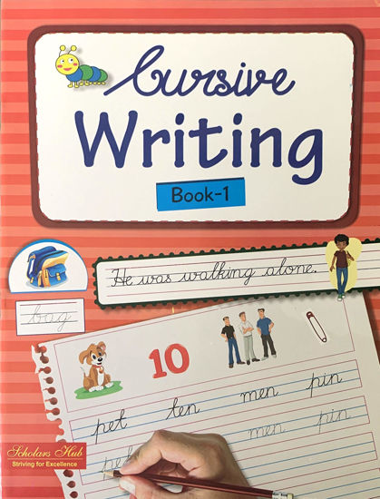 Picture of Cursive Writing-1