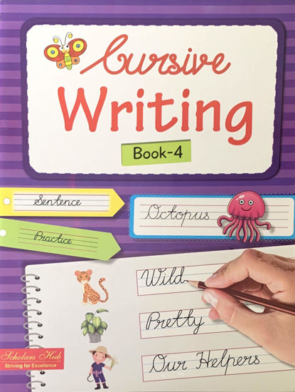 Picture of Cursive Writing-4
