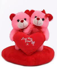 sweet heart bear 30 cm