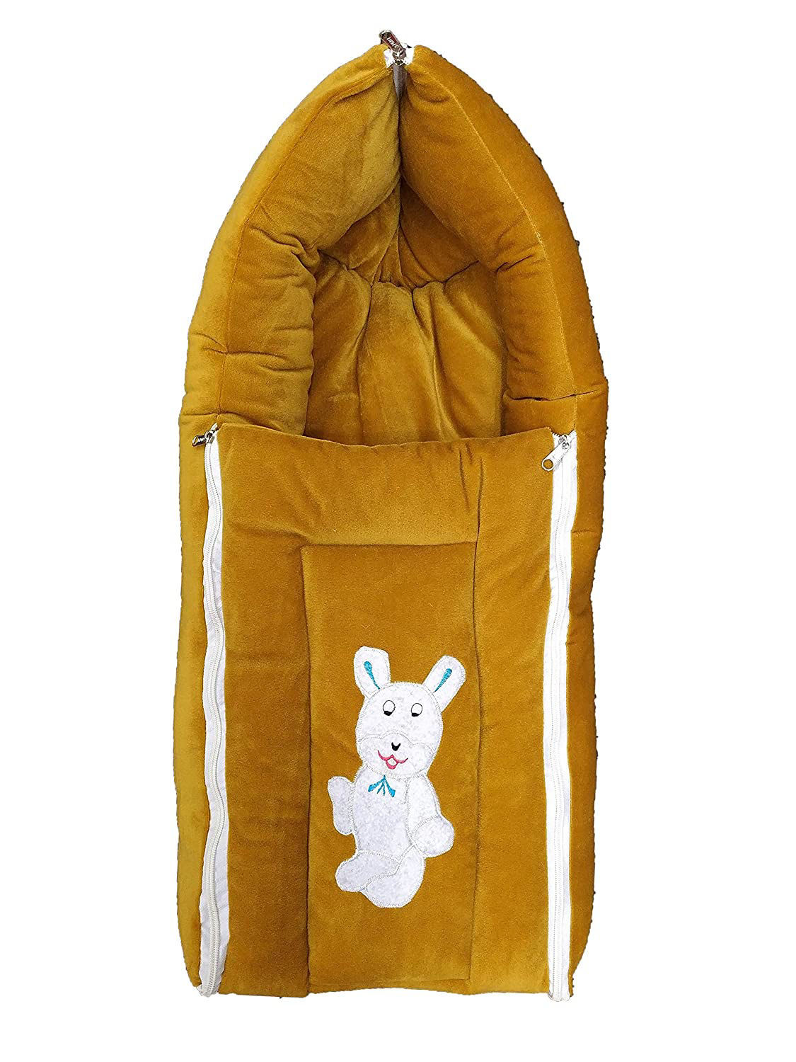 Sleeping and Carry Bag 0-6 Months -Brown
