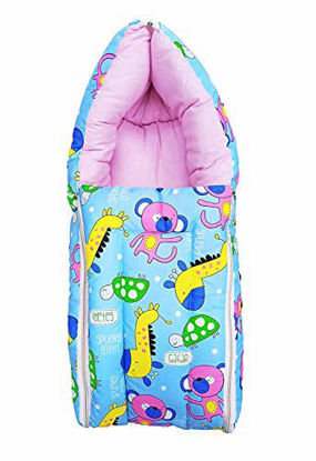 Picture of Sleeping and Carry Bag 0-6 Months -Blue