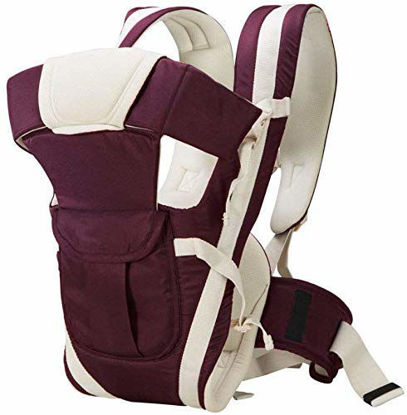 4-in-1 Adjustable Baby Carrier Bag