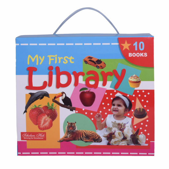 My first Library of Board Book