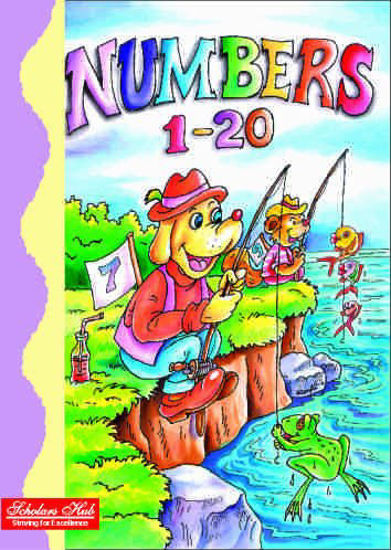 Educational Book-Numbers