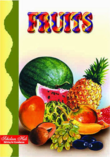 Educational Book-Fruit