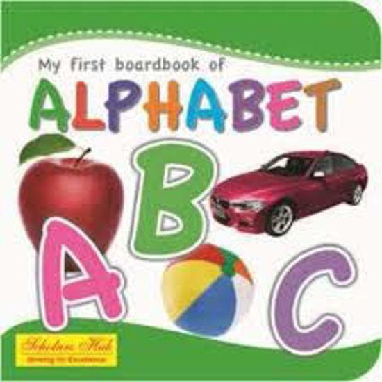 Board Books-Alphabet
