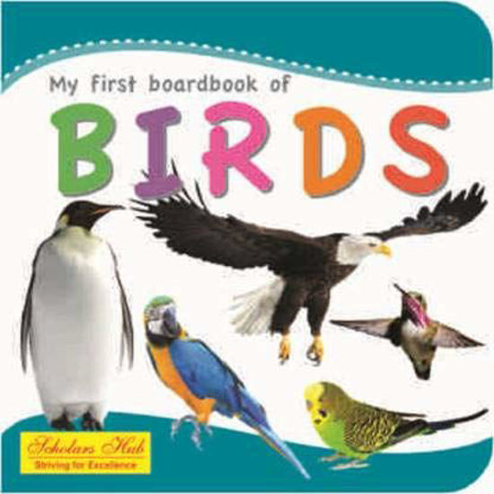 Board Books-Birds