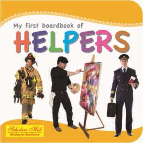 Board Books-Helpers