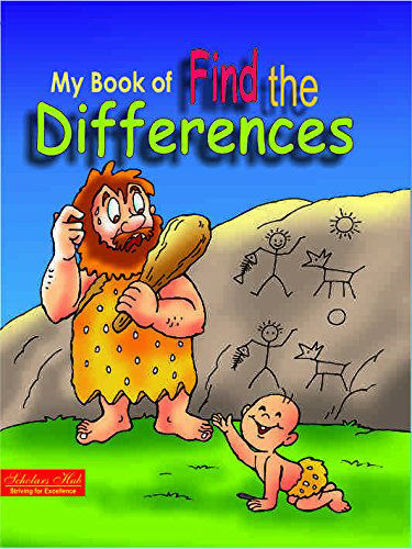 My Book of Find the Differences