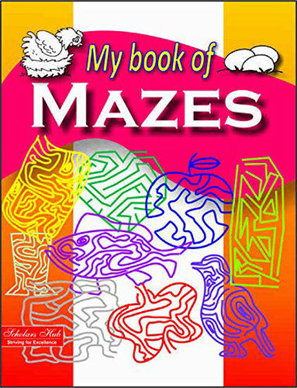 My Book of MAZES