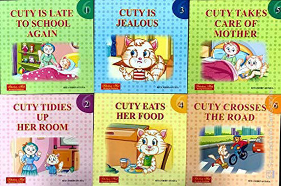 Picture of Cuty Story Series Set Of 6 Books