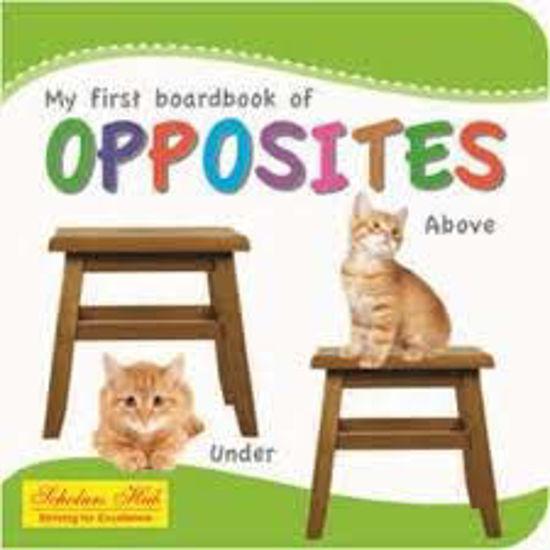 Board Books-OppositesPaperback