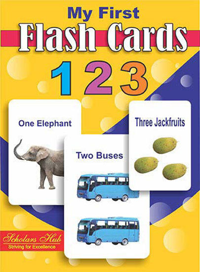 My First Flash Cards-Numbers
