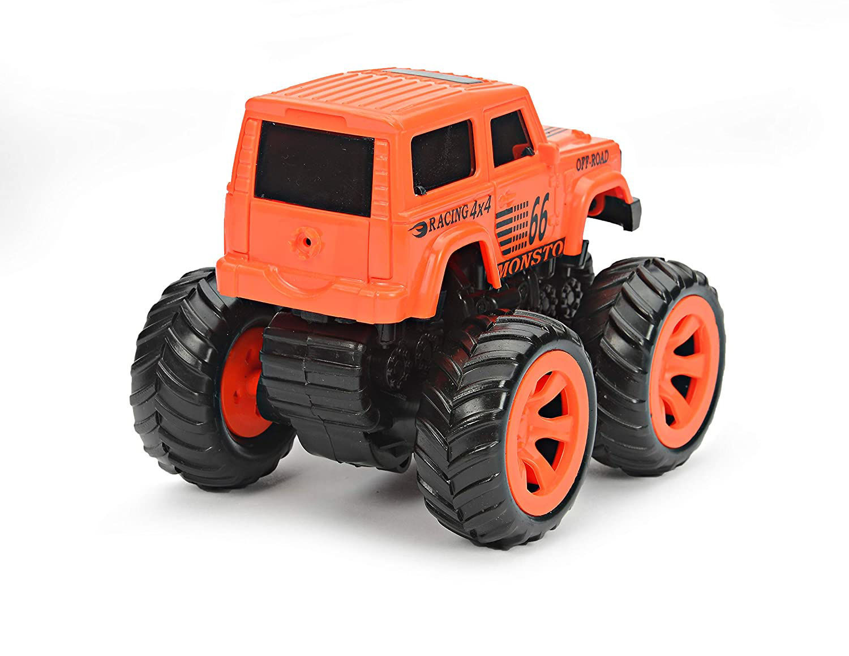 Baby Truck & Car-Orange