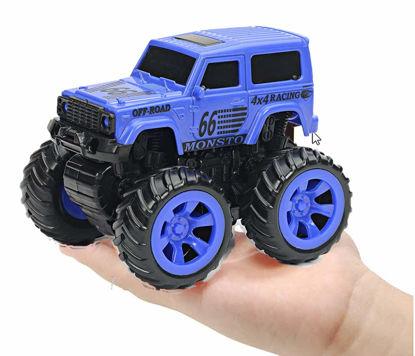 Baby Truck & Car- Blue