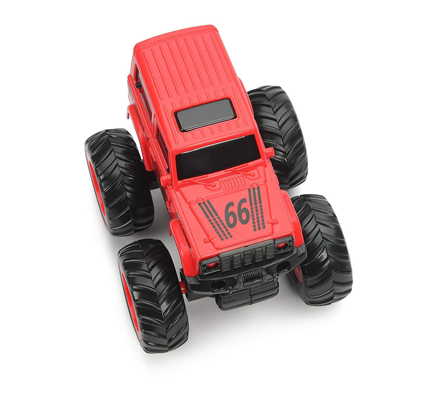 Baby Truck & Car- Red
