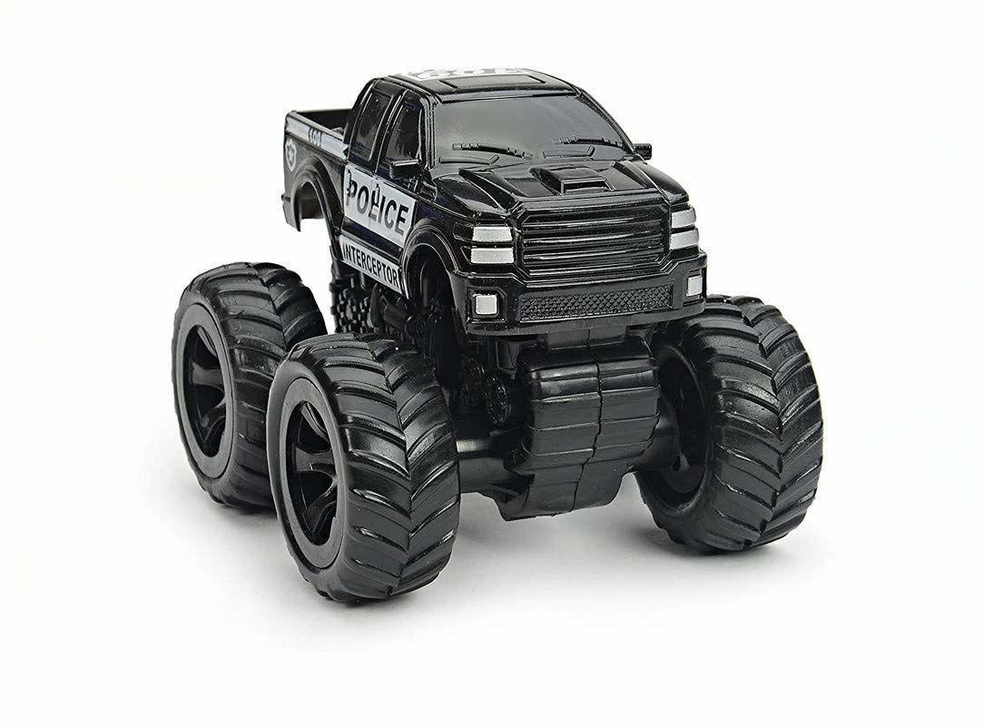 Baby Truck & Car-Black