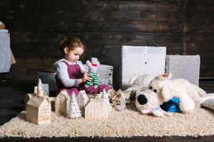 How Soft Toys Help Child Development?